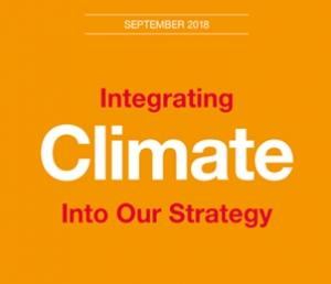 Climate report 2018